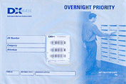 Overnight Priority Package